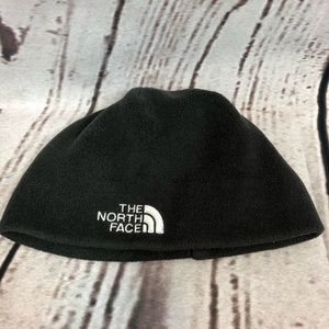 The North Face Fleece Gray Men's Beanie
